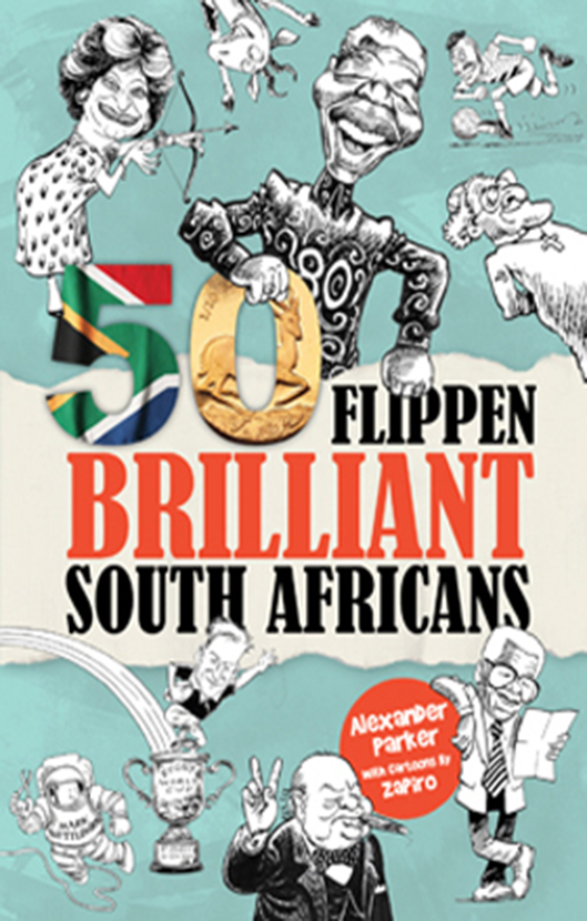 50 FLIPPEN BRILLIANT SOUTH AFRICANS - Alexander Parker and Tim Richman