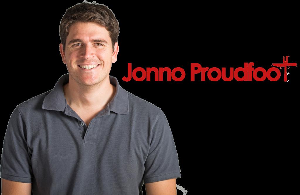 Jonno P profile page