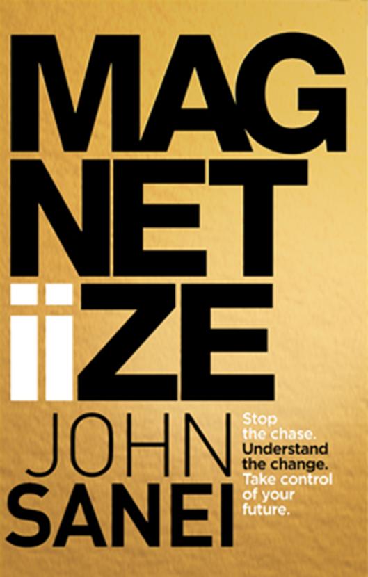 Magnetiize - John Sanei