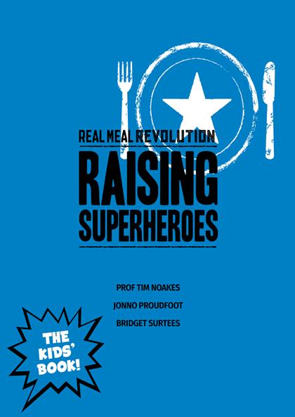 Raising superheros Jonno