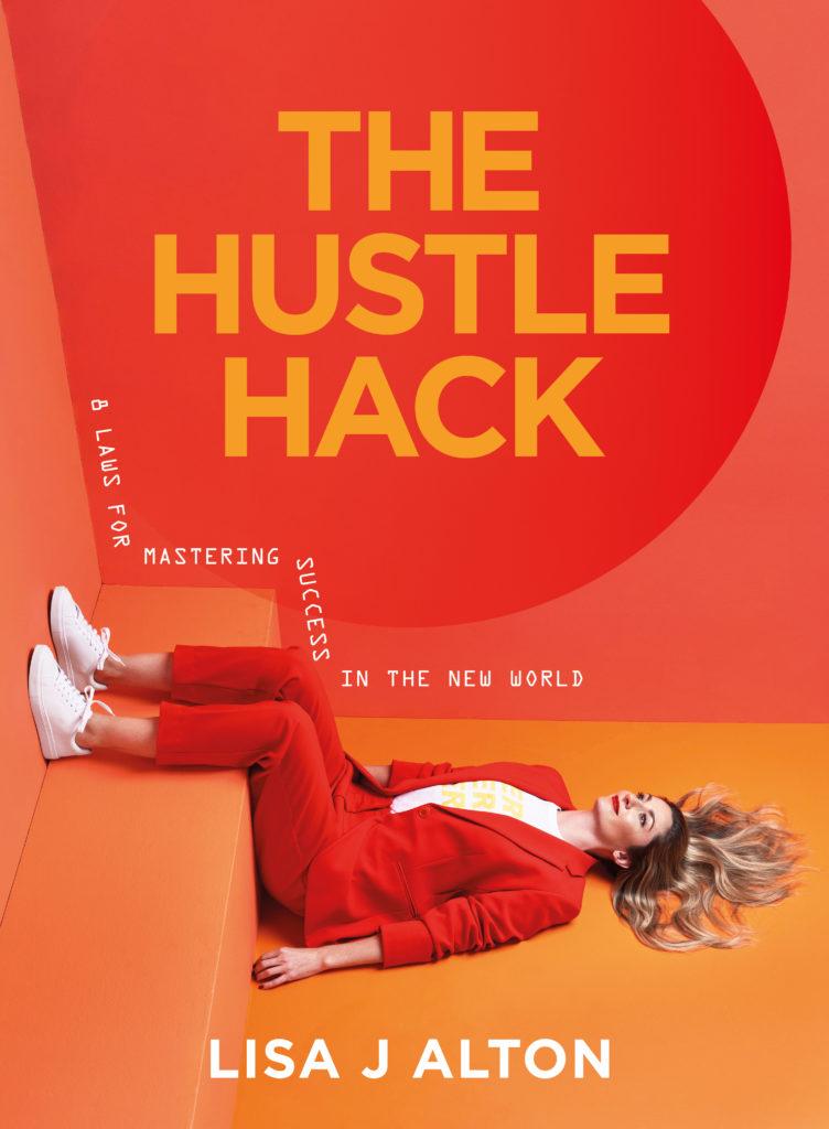 Hustle Hack cover - Lisa Alton