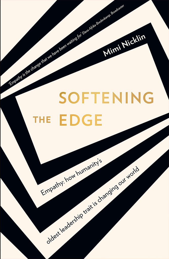 Softening The Edge - Mimi Nicklin