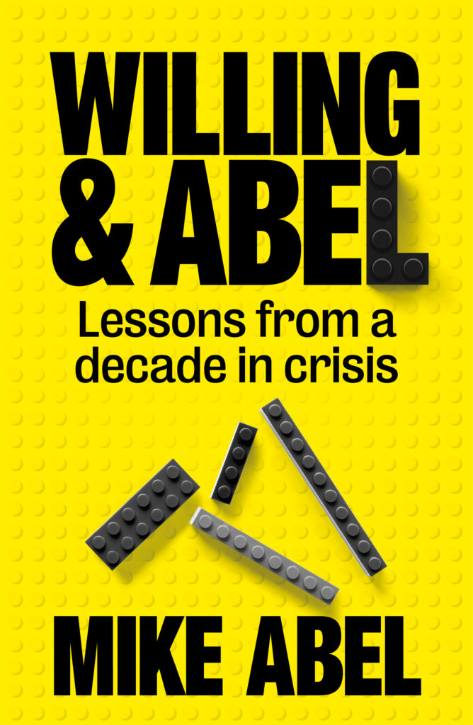 Willing and Abel - Mike Abel