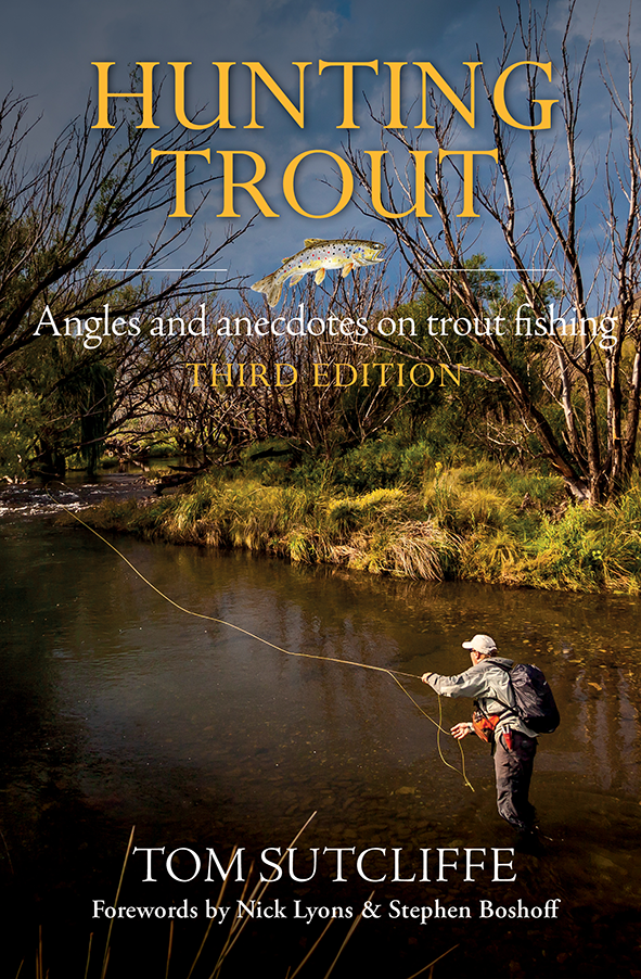 Hunting Trout Tom Sutcliffe Burnet Media